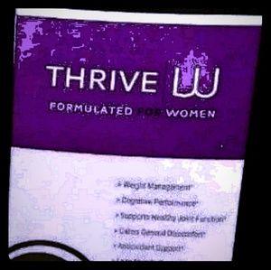 1 box of THRIVE Womens Capsules